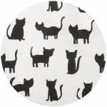 Cape de bain + gant Cats