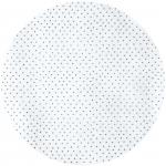Cape de bain + gant Dots