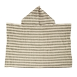 Cape de bain Muslin Stripes