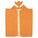 Cape de bain Renard Mr Fox 70x130