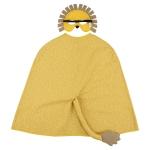 Cape et masque Mr Lion