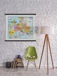Carte vintage Europe