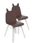 Chaise Lapin - Lot de 2