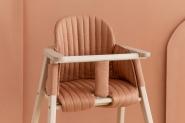 Chaise haute Growing Green Sienna