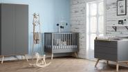 Chambre bébé Nature évolutive 70x140