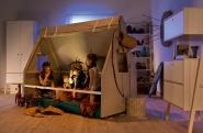 Tente pour Tipi lit Enfant Spot