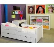 Lit enfant Mix & Match Jonne 90x200+ tiroir lit