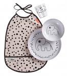 Coffret premier repas Happy Dots
