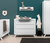 Commode 3 tiroirs Anne