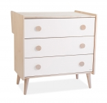 Commode 3 tiroirs Fifti