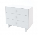 Commode Merlin Rhea-3 tiroirs