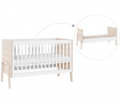 Lit bébé évolutif Spot 70x140