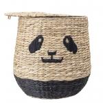 Corbeille de rangement Panda