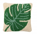Coussin Monstera