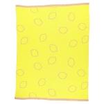Couverture en tricot Lemon Squash