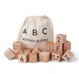 Cubes Wood blocks