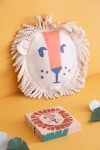 Cubes en bois Wild Animals