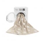 Tapis lavable à pois 120x160