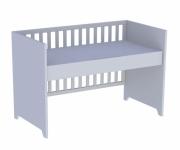 Tiroir de lit Léo 70x140