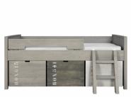 Echelle incl. pour lit Basic Wood Compact