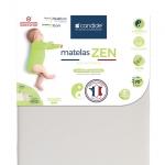 Matelas Zen déhoussable 70x140x10