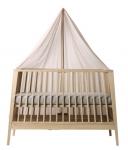 Voile de lit bébé Linea