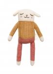 Doudou en tricot Agneau Lamb