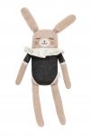 Doudou en tricot Big Lapin Bunny