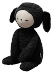 Doudou Mouton noir Black sheep Big Buddy