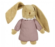 Doudou musical Lapin Nid d'Ange Lin