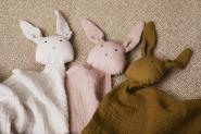 Doudou Robbie Rabbit Lapin