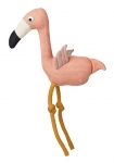 Doudou Teddy Flamingo