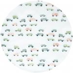 Drap Cars pour lit bébé