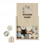 Family bricks en bois