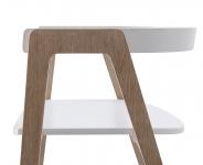 Fauteuil de bureau Wood