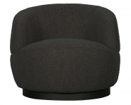 Fauteuil Woolly Courbe