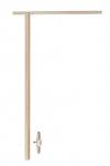Flèche de lit pour berceau Cododo Wood