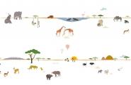 Frise Safari