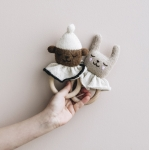Hochet Lapin Rabbit