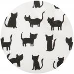 Housse de matelas à langer 45x68 Cats
