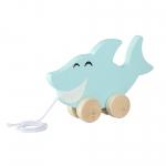 Jouet à tirer Requin