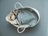 Linge de lit Cloud pour poupée