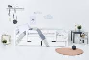 Lit banquette évolutif Premium 120x200 protec 1/2