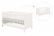 Lit bébé évolutif Thijn 70X140