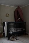 Lit bébé Gustavienne