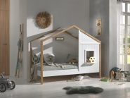 Lit cabane Little House 2