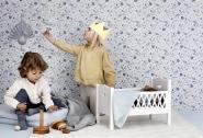 Lit de poupée Harlequin