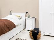 Lit enfant Narbonne + barrière de lit