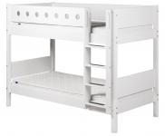 Lit superposé évolutif White 90x200