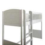 Lit mezzanine mi-hauteur évolutif Seaside Lille +